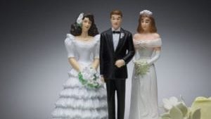 Bride discovers husband has another wife.